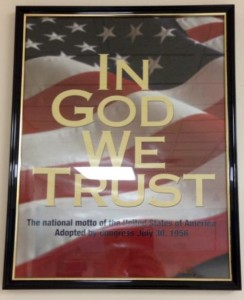 Christian Culture In God We Trust