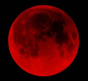 Significant Change Blood Moon