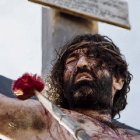 Jesus Suffered