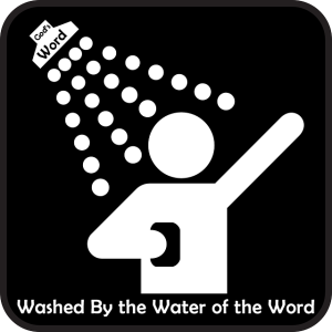 Washed By the Water of the Word