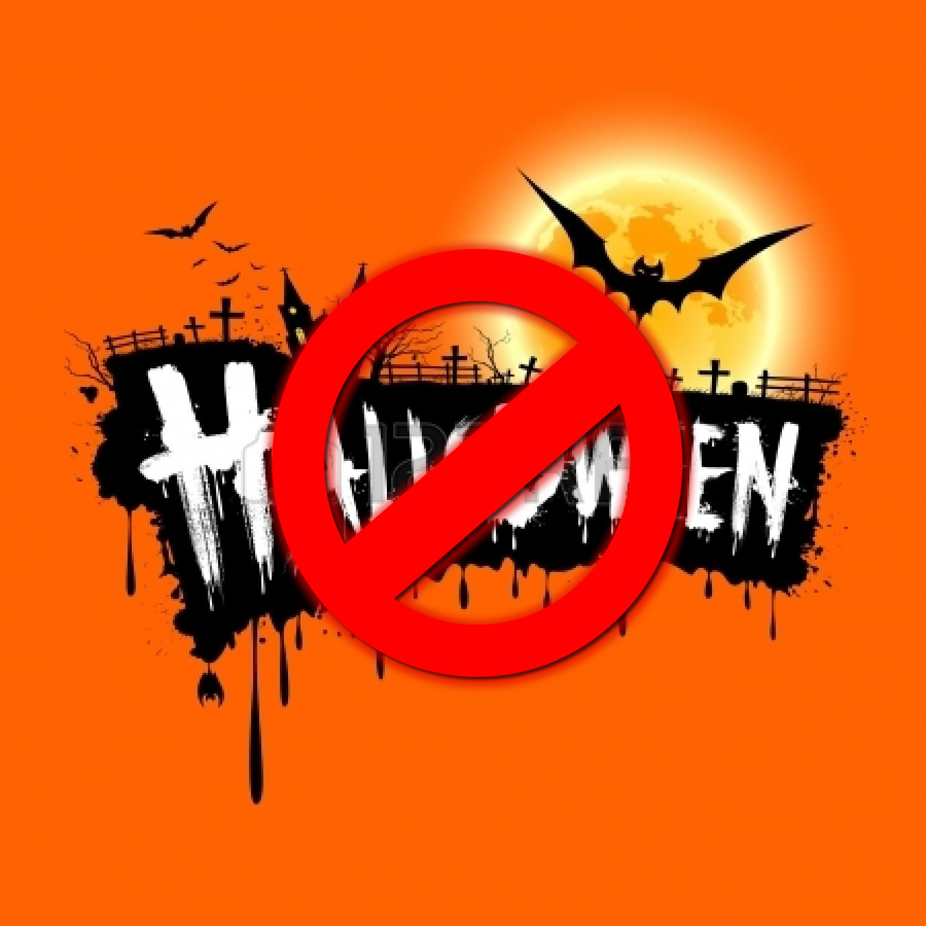 just say 'no' to halloween