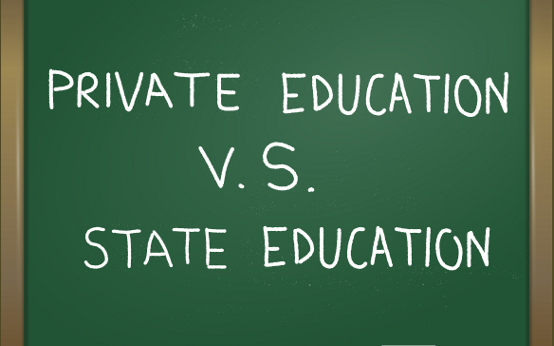 Private Education vs. Public Education